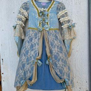 Princess Paradise Rainassance Victorian Dress 10
